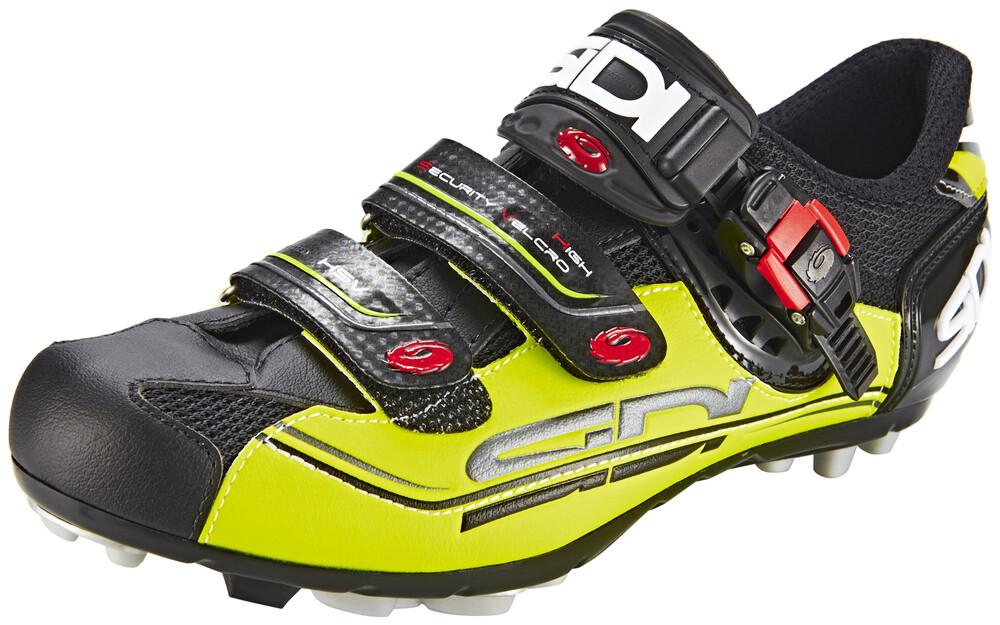 Chaussures Beige Sidi Avec Des Hommes De Fermeture Velcro hqwt6KhFgg